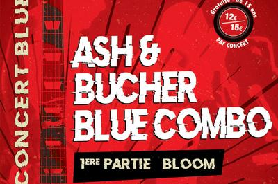 Ash & Bucher Blue Combo et Bloom (1ère partie) à Cavaillon