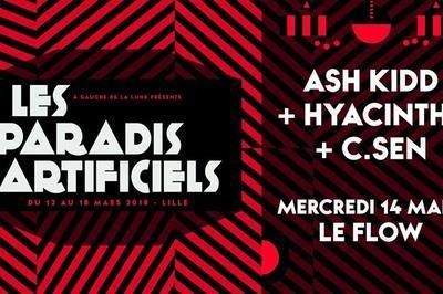 Ash Kidd + Guests à Lille