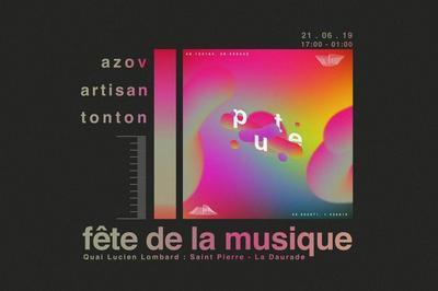 P U T E - Open Air Fête de la Musique à Toulouse