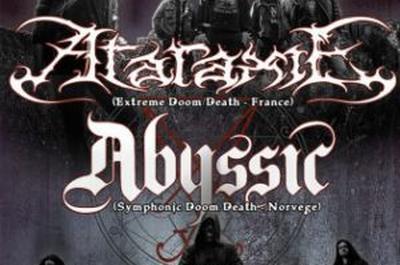 Ataraxie // Abyssic // Ceremonia à Paris 1er