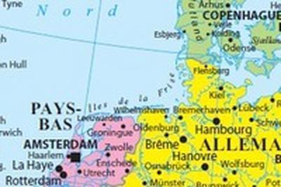 Atelier À La Découverte Des Pays : Les Cartes Géographiques à La Courneuve