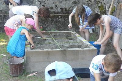 Atelier Apprenti Archéologue. à Chanaz