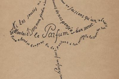 Atelier Calligramme à Lunel