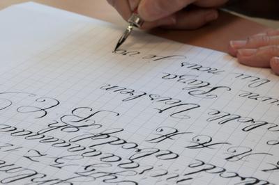 Atelier Calligraphie à Toulouse