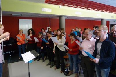 Atelier Choral Participatif Evasion En Europe Du Nord à Tourcoing