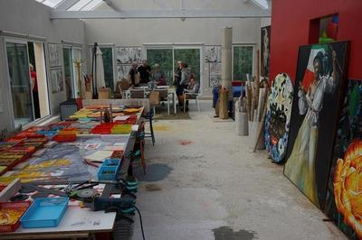 Atelier D'arlette Et Walter Feltrin à La Ferte Milon