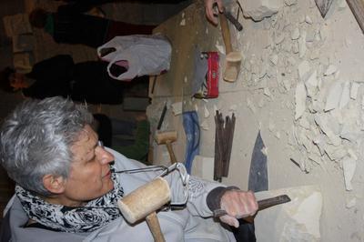 Atelier D'initiation À La Gravure Sur Tuffeau à Doue la Fontaine