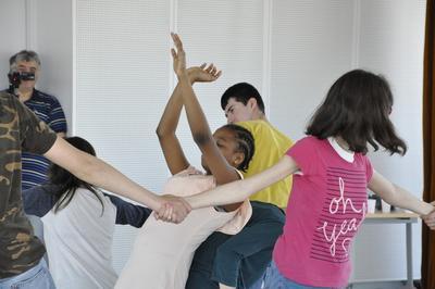 Atelier Danse à Nogent sur Seine