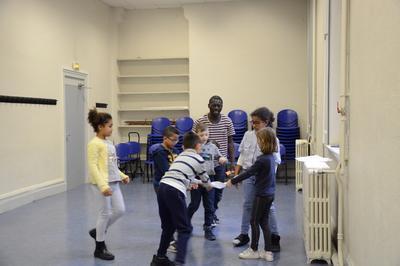 Atelier Danse à Lyon