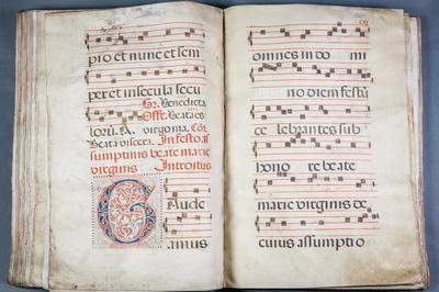 Atelier De Calligraphie Médiévale à Argenteuil