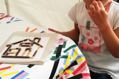 Atelier De Design Culinaire : La Grande-île En Mikado à Strasbourg