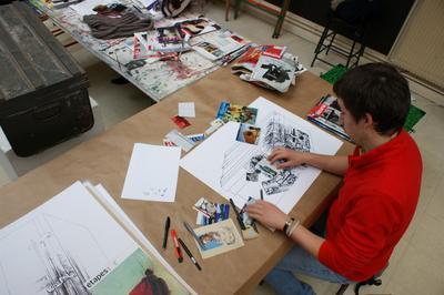 Atelier De Dessin à Evreux