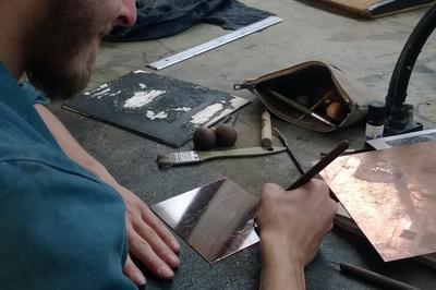 Atelier De Gravures à La Ferte Milon