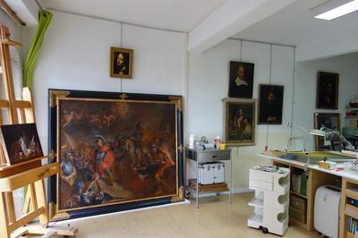 Atelier De Restauration De Tableaux à La Tronche
