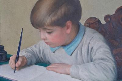 Atelier Enfant Autour Du Peintre Robert Bouroult à Pontarlier