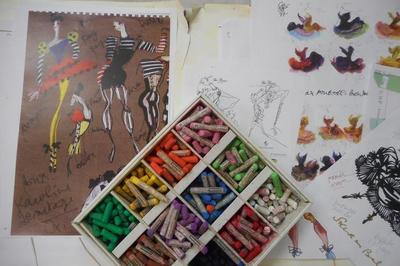 Atelier Enfant Silhouette Lacroix à Cavaillon