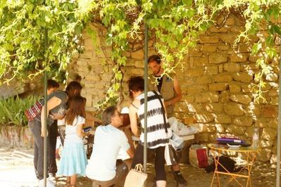 Atelier Enfants: Hôtel à Insectes à La Tour d'Aigues