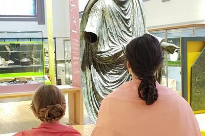 Atelier Enfants « Coiffures Et Costumes Romains » à Vienne