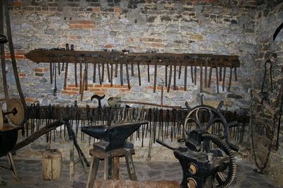 Atelier Forge Et Découverte De La Forge Toussaint à Givet