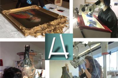 Atelier Hylé : Découverte De La Conservation-restauration Des Biens Culturels à Paris 10ème