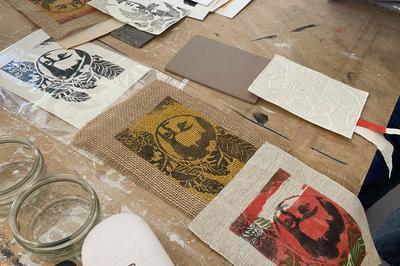 Atelier Impression Artistique Pour Tous à Chatillon