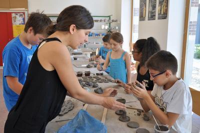 Atelier Initiation Pour Enfants à Henrichemont