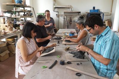 Atelier Intergénérationnel à Henrichemont