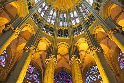 Atelier Les Structures Des Voûtes à Beauvais