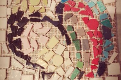 Atelier Mosaique à Neuvy Deux Clochers