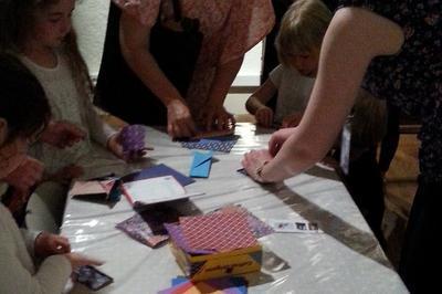 Atelier : Origami & Obi à Agen