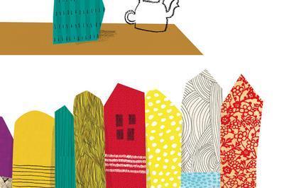 Atelier Participatif Avec L'auteure-illustratrice Karine Maincent à Nancy
