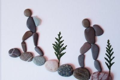 Atelier Peeble Art : Que La Montagne Est Belle! à Planay
