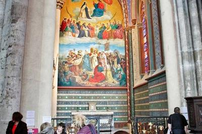 Atelier Sainte Angadrême à Beauvais