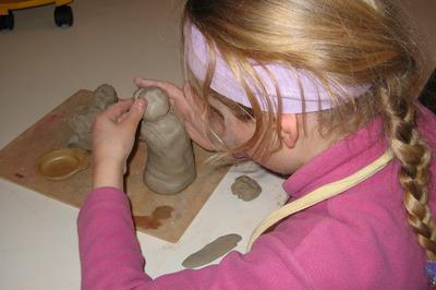 Atelier Sculpture En Famille à Paris 15ème