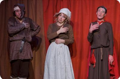 Atelier Théâtre Pour Enfants Autour Des Fabliaux à Vaureal