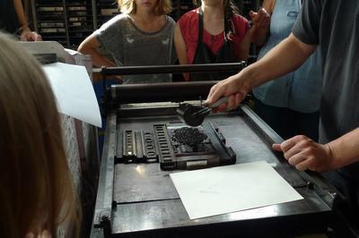 Atelier Typographique à Bourges