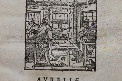 Atelier Typographique : Imprimer à Orléans Au Temps D'eloi Gibier