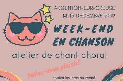 Atelier week-end de chant à Argenton sur Creuse
