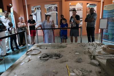 Ateliers Amérindiens Au Musée à Le Moule