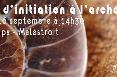 Ateliers D'initiation à L'archéologie à Malestroit
