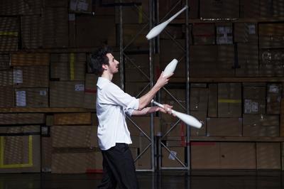 Ateliers De Sensibilisation Aux Arts Du Cirque à Serignan
