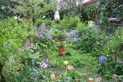 Ateliers En Famille Au Jardin Georgette Boeuf à Boulogne Billancourt