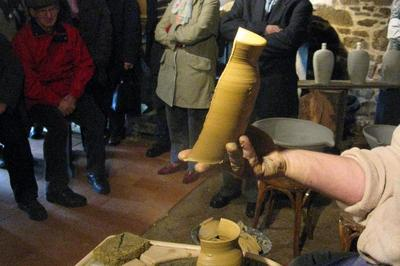 Ateliers Et Démonstrations Au Musée De La Poterie Normande à Ger