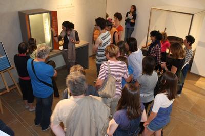 Ateliers Familles Autour De L'exposition Echos Et Des Collections Permanentes Du Musée à Le Mans