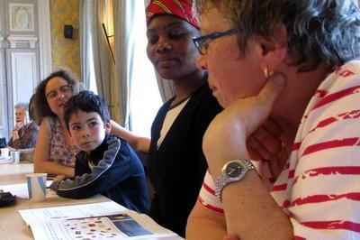 Ateliers Intergénérationnels : Présentation Des Carnets De Voyage à Alencon