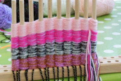 Ateliers Lez'arts Textiles à Fresnoy le Grand