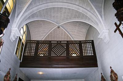 Au Coeur De L'hotel Dieu : La Chapelle Sainte-hélène à Auray