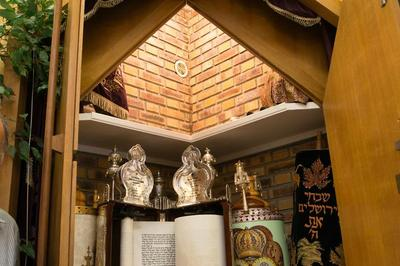 Au Coeur De La Synagogue à Colombes