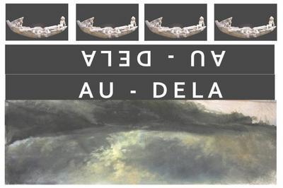 Au-delà, Exposition D'e. Gurrieri Et De P. Marandon à Givors