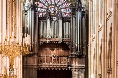 Audition D'orgue à Paris 7ème